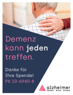 Alzheimer Zürich